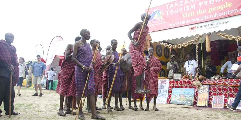 TCTP in Karibu Travel & Tourism Fair Event